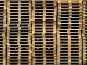 Paleta drewniana- wielokrotnego użytku